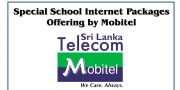 Special School Internet Packages Offering by Mobitel